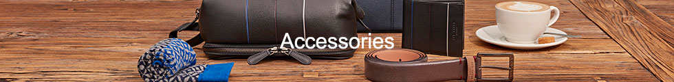 Men's Accessories, Wallets, Bags, Sock, Underwear and Belts