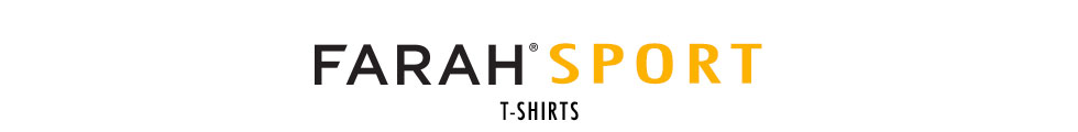 Men's Farah Sport T-Shirts