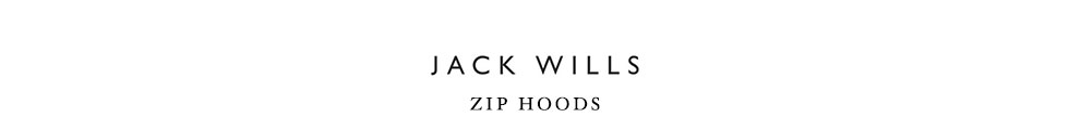 Jack Wills Zip Hoods