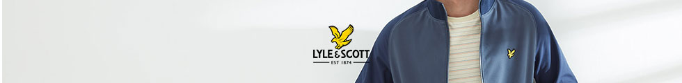 Men's Lyle & Scott Zippy's