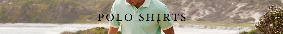 Men's Polos - Ralph Lauren, Lacoste, Ted baker, Farah, Gant and Superdry