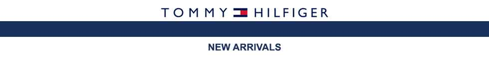 Men's Tommy Hilfiger New Arrivals