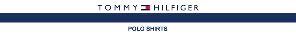 Men's Tommy Hilfiger Polo Shirts