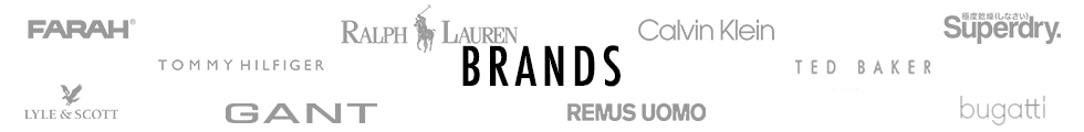 Men's Designer Brands - Premium Menswear