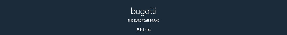 Men's Bugatti Shirts