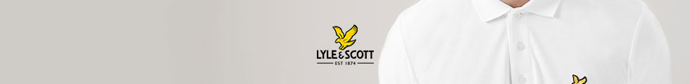 Men's Lyle & Scott Polo Shirts