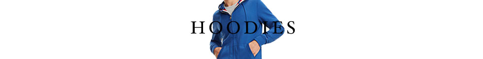 Men's Hoodies - Farah, Ralph Lauren, Lyle & Scott, Superdry and Tommy Hilfiger