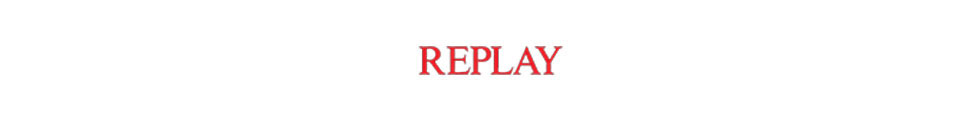 Men's Replay T - Shirts