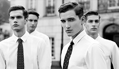 Why White shirts are the real heroes of an outfit!
